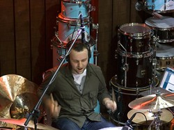 Martyn Kaine Masterclass 2011 in the  North East